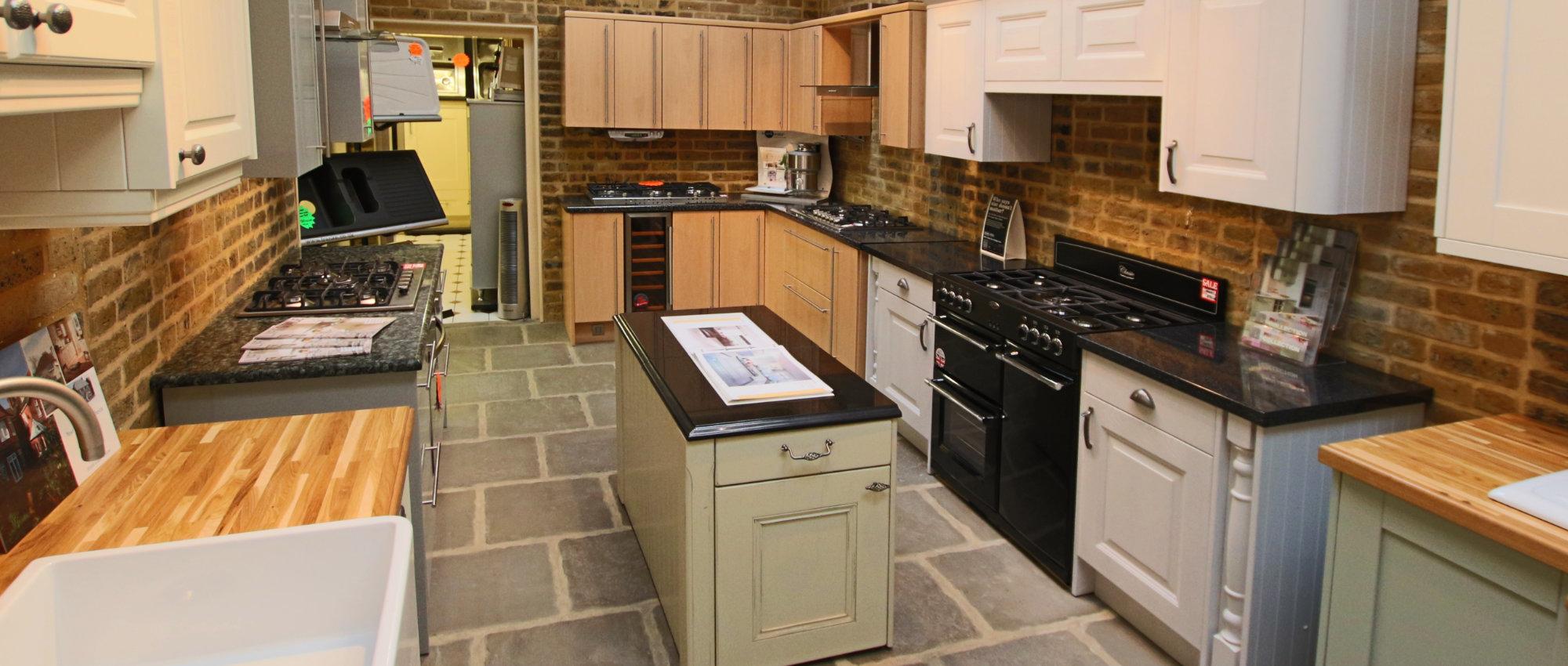 Kitchens from J.B. Jessop