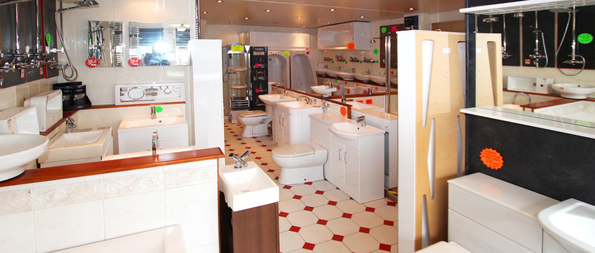 Bathrooms from J.B. Jessop